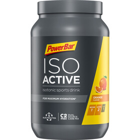 PowerBar Isoactive Isotonic Sportdrank Tub 1320g, Orange